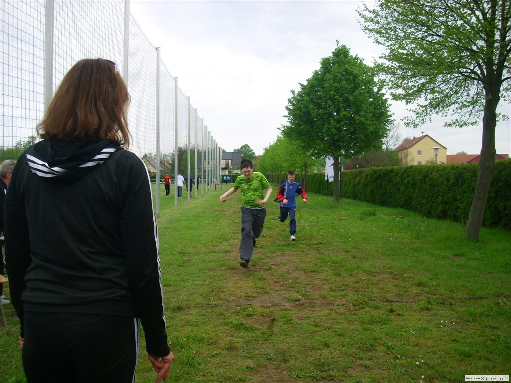 100 Meter Lauf