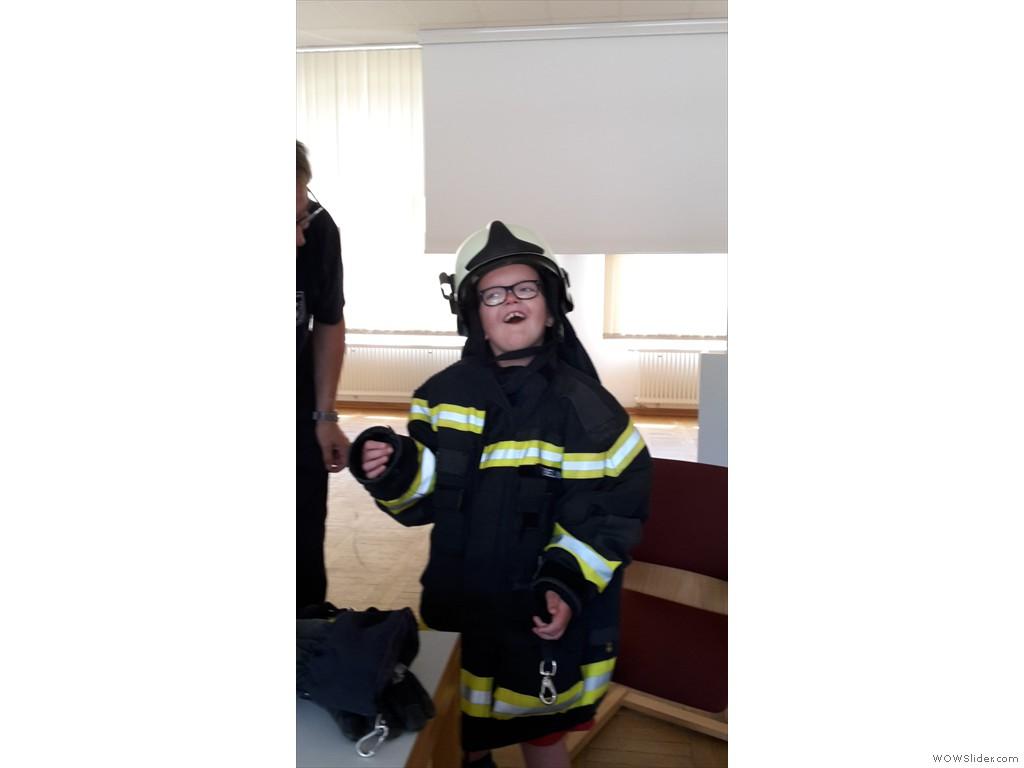 Feuerwehrmann Arvin